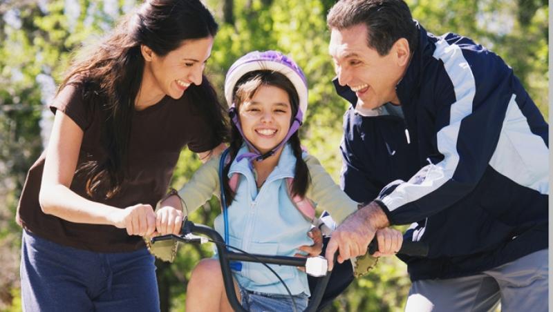 La actividad física desde pequeños - Compartir en Familia