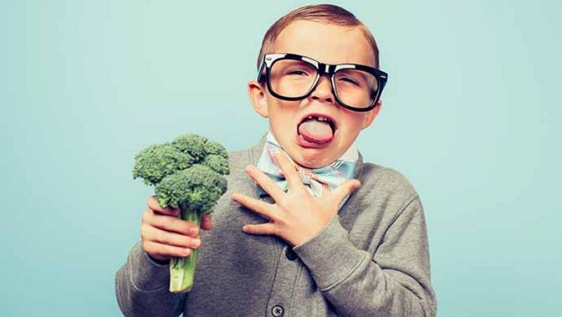 Quiero que mi hijo coma verduras - Compartir en Familia