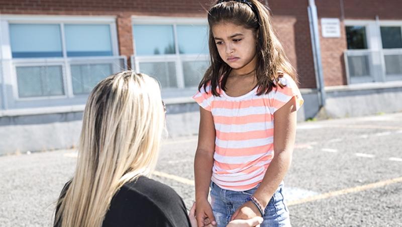 Mi hijo no quiere ir al colegio  - Compartir en Familia