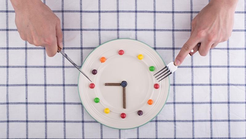 ¿Eres riguroso con los horarios de las comidas? - Compartir en Familia