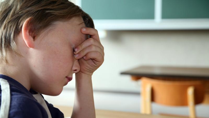 ¿Qué hago si un profesor tiene manía a mi hijo? - Compartir en Familia