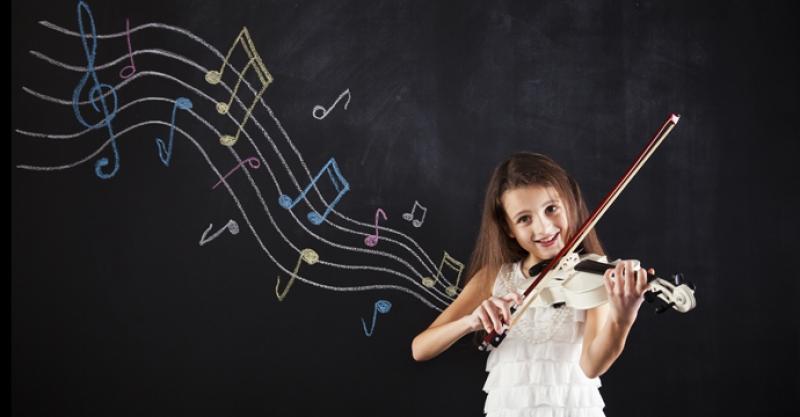 Música y arte para reducir el fracaso escolar - Compartir en Familia