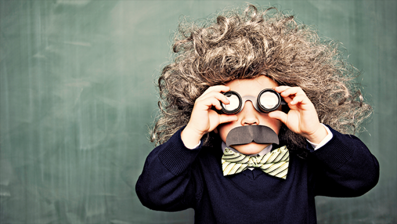 Cómo saber si mi hijo es un genio - Compartir en Familia