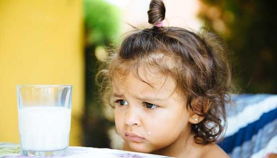 A mi hijo no le gusta la leche ¿Qué hago? - Compartir en Familia