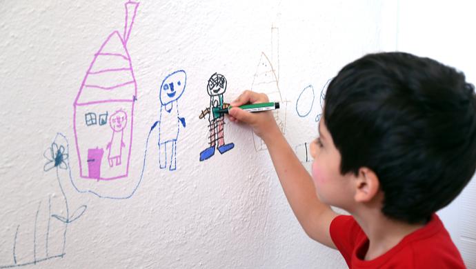 ¿Qué esconden los dibujos infantiles? - Compartir en Familia
