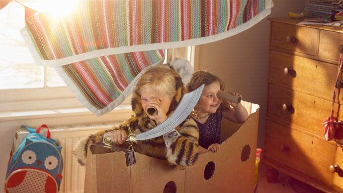 8 consejos para trabajar la creatividad desde casa - Compartir en Familia