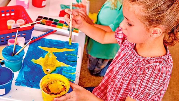Cómo estimular la creatividad infantil - Compartir en Familia