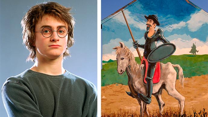 Harry Potter vs. El Quijote: Cómo fomentar la pasión por la lectura - Compartir en Familia
