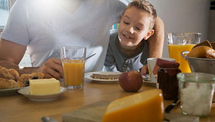 ¿Cuál es el verdadero 'desayuno de los campeones'? - Compartir en Familia