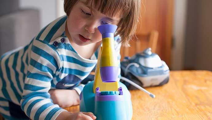 Juguetes para estimular el interés por la ciencia - Compartir en Familia