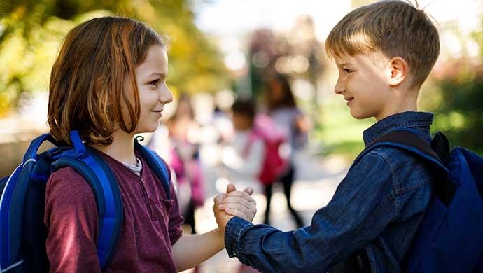 Cómo educar en igualdad, respeto y tolerancia - Compartir en Familia