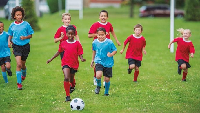 Los deportes más adecuados para niños y niñas - Compartir en Familia