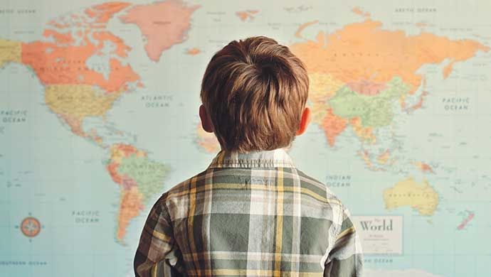 3 apps para aprender geografía de manera divertida - Compartir en Familia