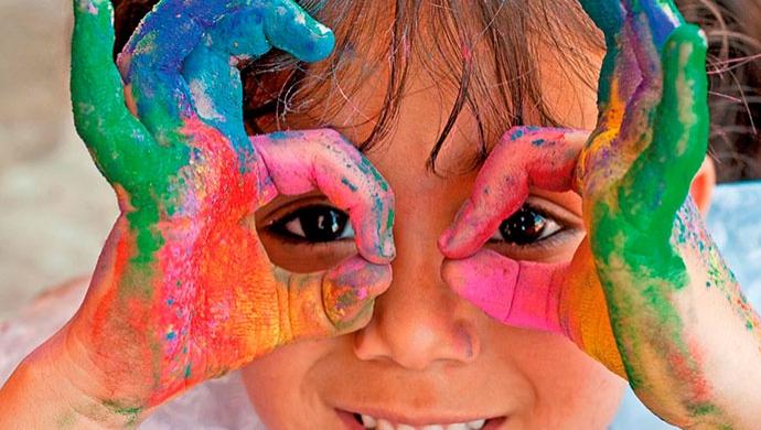 ¿Por qué a los niños les cuesta aprender los colores? - Compartir en Familia