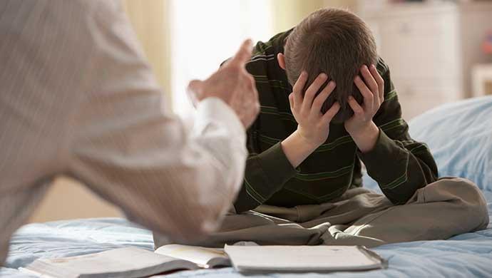 ¿Qué hacer si mi hijo no quiere estudiar? - Compartir en Familia