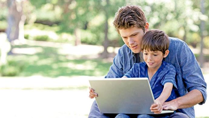 Bloqueos parentales: evita los peligros de las nuevas tecnologías  - Compartir en Familia