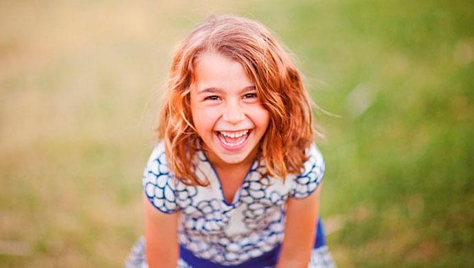 ¿Cómo saber si mi hijo es feliz? - Compartir en Familia