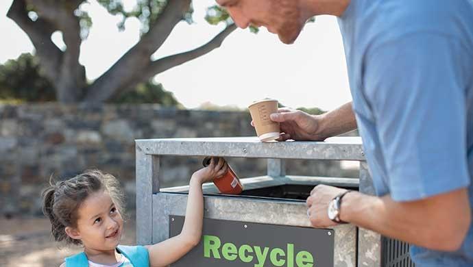 6 consejos para crear un plan de reciclaje familiar - Compartir en Familia