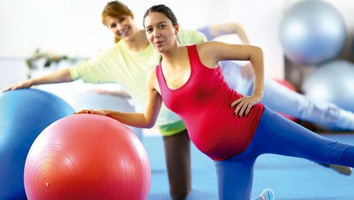 Vida sana después del embarazo - Compartir en Familia