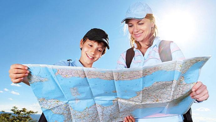 Viajar en familia y llevarse bien  - Compartir en Familia