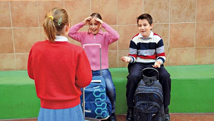 Niños tartamudos, cuando hablar es un problema - Compartir en Familia