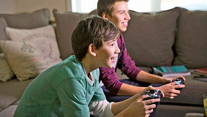 ¡Los videojuegos son sanos! - Compartir en Familia