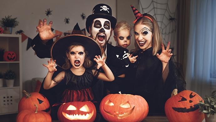 Consejos para una fiesta de Halloween… ¡de muerte! - Compartir en Familia