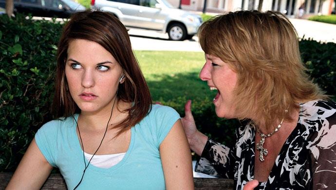 El castigo efectivo para un adolescente - Compartir en Familia