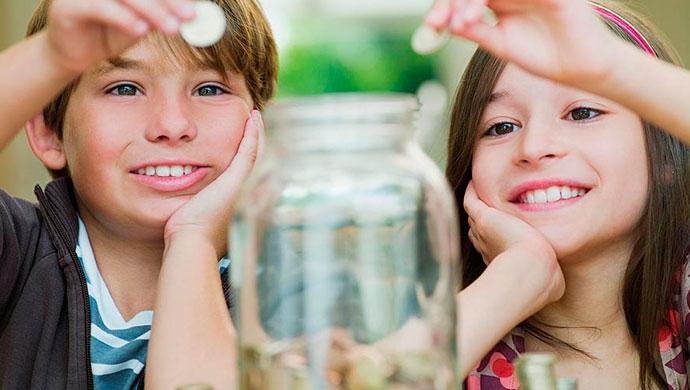 La administración de la paga semanal - Compartir en Familia
