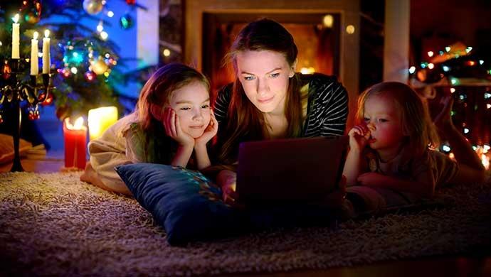 Películas para ver en familia en Navidades - Compartir en Familia