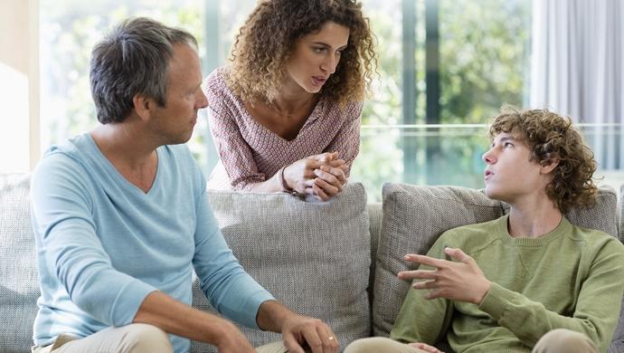 10 consejos para fijar normas - Compartir en Familia