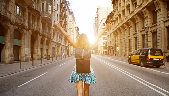Estudiar en el extranjero - Compartir en Familia