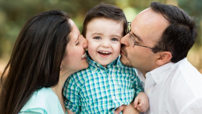 La importancia de sentirse querido - Compartir en Familia