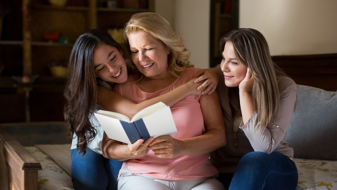 La educación emocional y los libros - Compartir en Familia