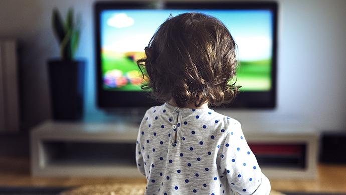 El abuso de pantallas en menores