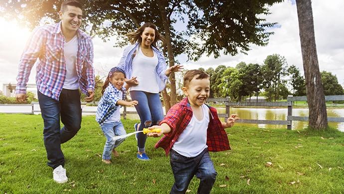 ¿Qué hace felices a nuestros hijos? - Compartir en Familia
