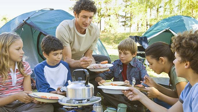 Campamentos de verano ¿sí o no? - Compartir en Familia