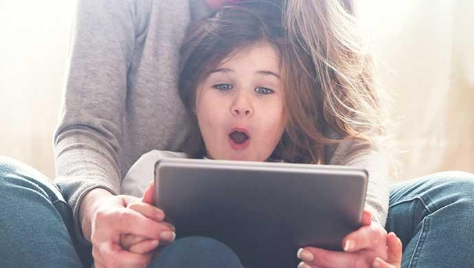 Uso responsable de la tablet - Compartir en Familia