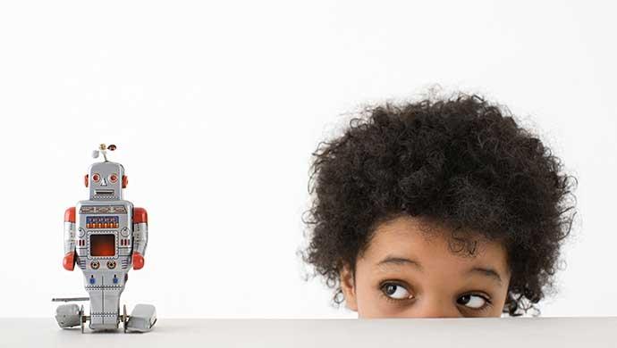 Descubre cómo influye la robótica en el cerebro de tu hijo - Compartir en Familia