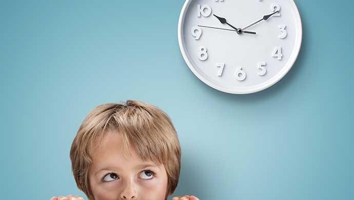 Beneficios de las rutinas en los niños - Compartir en Familia