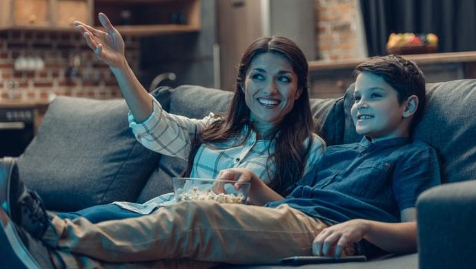 El cine: una herramienta más de aprendizaje - Compartir en Familia
