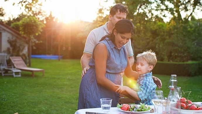 La nutrición en el embarazo, clave para el desarrollo físico e intelectual del niño - Compartir en Familia