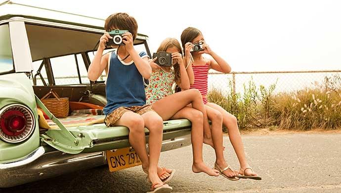 Cómo pasar el verano con nuestros hijos