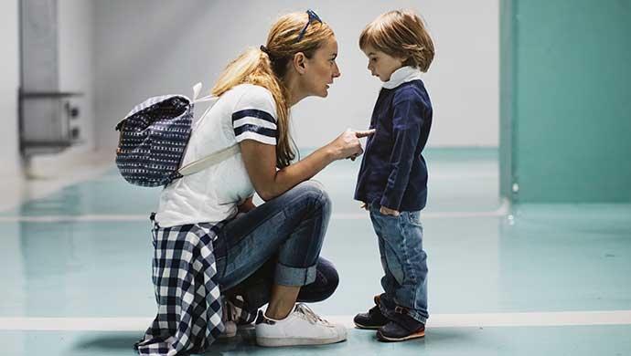 Pautas para enseñarles a obedecer - Compartir en Familia