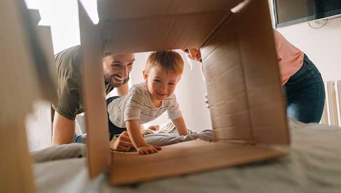 Ejercicios de psicomotricidad para realizar en casa - Compartir en Familia