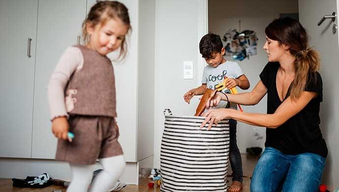 ¿Cómo establecer un orden en nuestros hijos y en el hogar? - Compartir en Familia