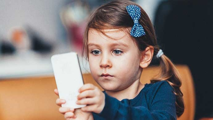 El uso (o abuso) de la tecnología en la primera infancia - Compartir en Familia
