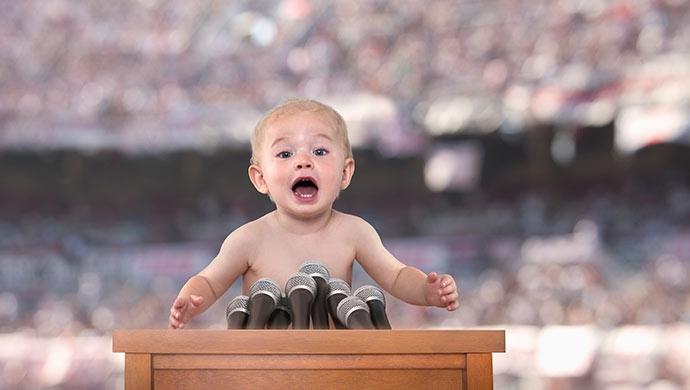 Mi hijo no sabe hablar en público ¿Cómo puedo ayudarle? - Compartir en Familia