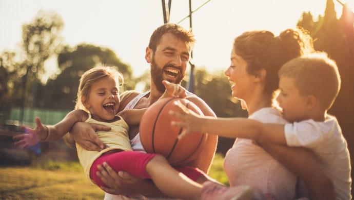 Cómo fomentar hábitos saludables en familia - Compartir en Familia