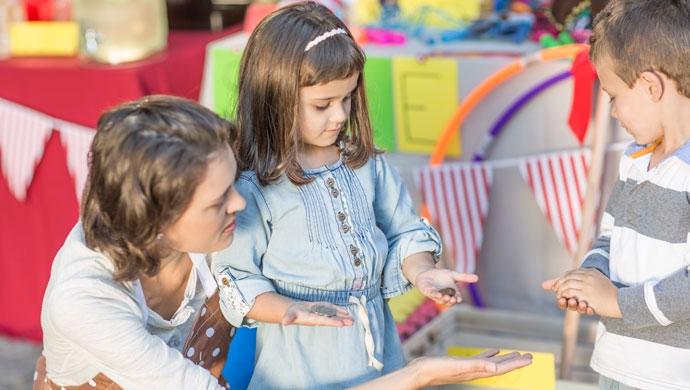 7 consejo para enseñar economía a tus hijos - Compartir en Familia